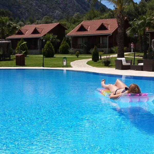Boutique Hotel in Lycian way