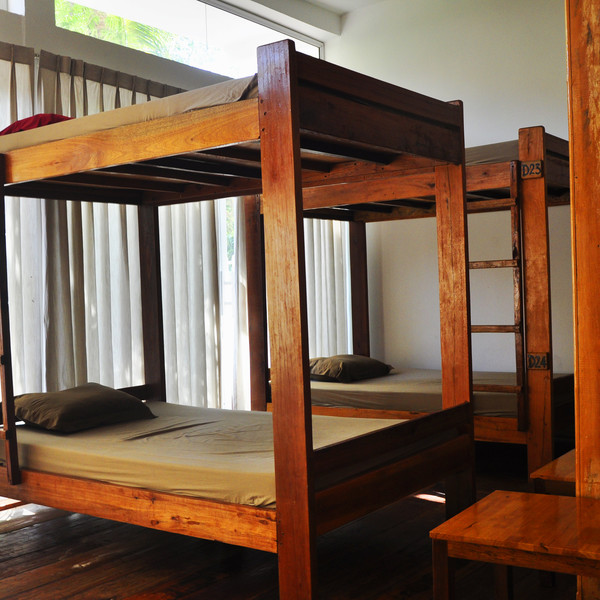 Single Bed Mixed Dorm on First Floor