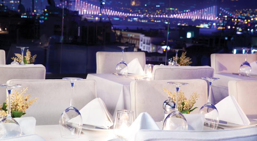 Bedrüd Restaurant ve Eşsiz Manzarası