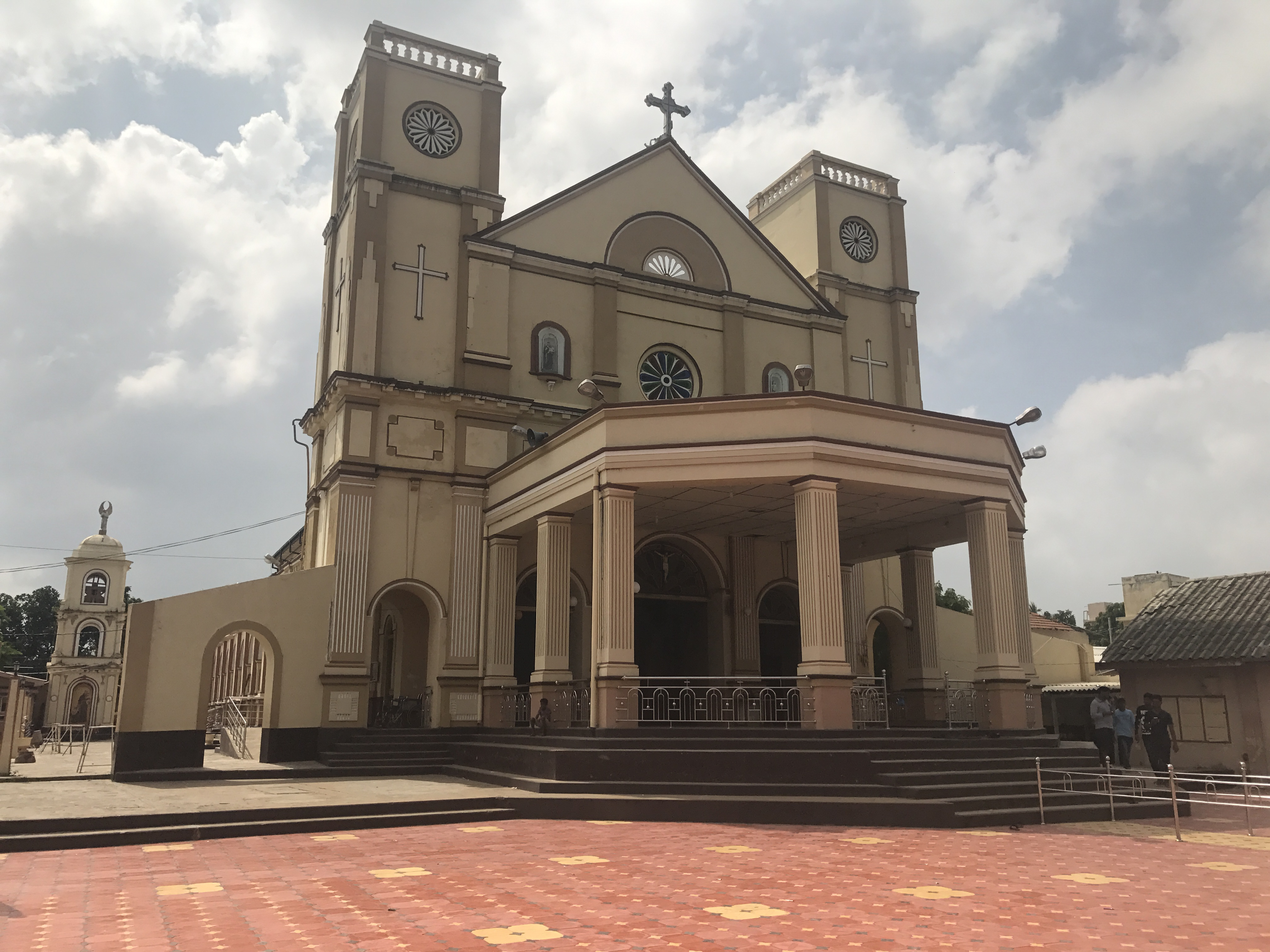 St. Mary's Cathedral in Jaffna